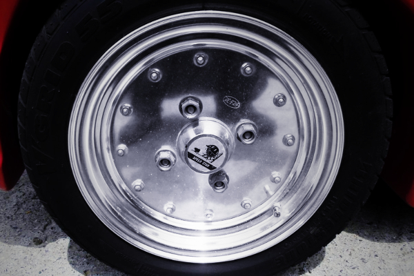 SSR SPEED STAR MARK 1 WHEEL.