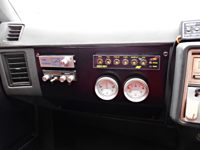AFTERMARKET GAUGES AND CONTROLLERS.