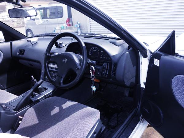 INTERIOR S13 SILVIA DASHBOARD.