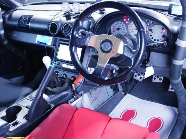 S15 SILVIA SPEC-R DASHBOARD.