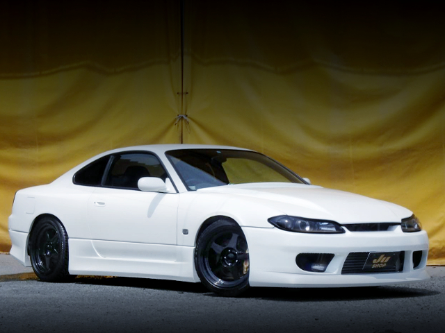 FRONT EXTERIOR OF S15 SILVIA SPEC-R.