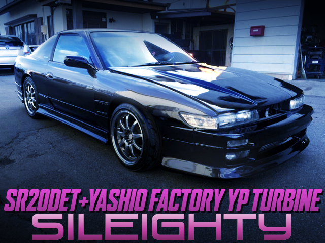YASHIO FACTORY YP-TURBOCHARGED SILEIGHTY.