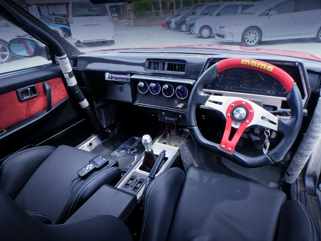 DR30 SKYLINE DASHBOARD.