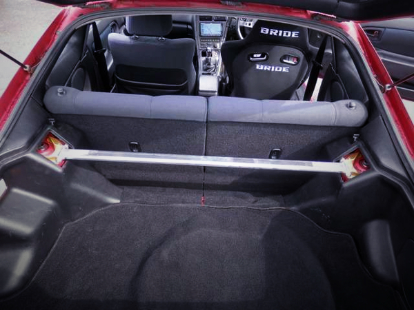 ST205 CELICA GT-FOUR LUGGAGE SPACE.