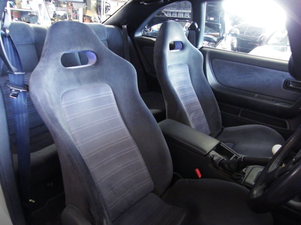 R33 GT-R SEATS.