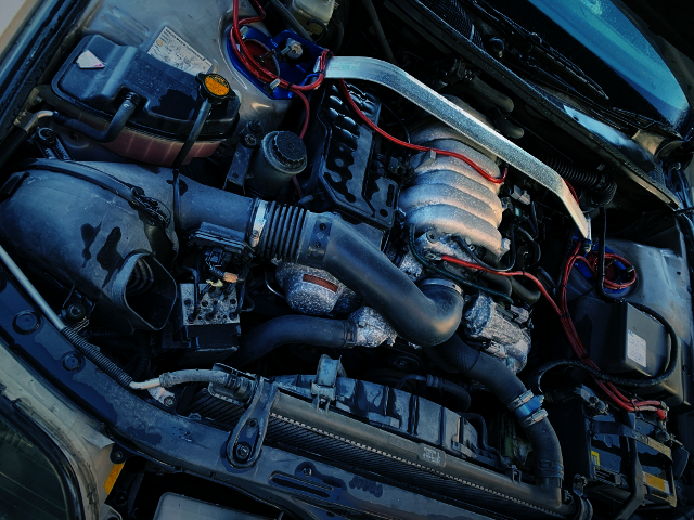 VVTi 1UZ-FE 4000cc V8 ENGINE OF UCF20 CELSIOR MOTOR.