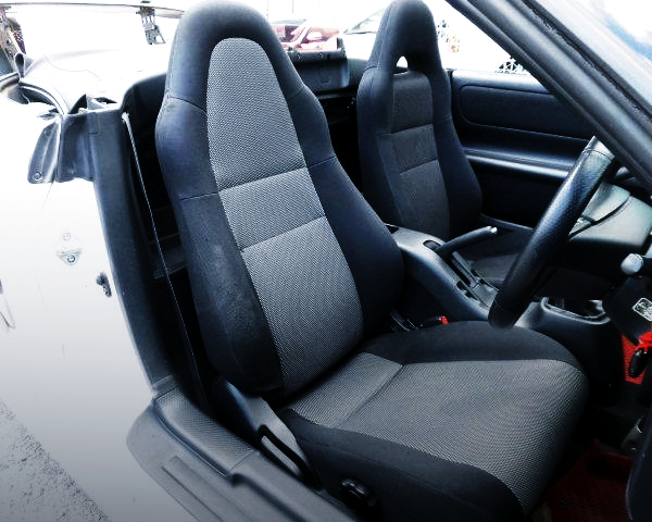 MR-S INTERIOR TWO-SEATER.