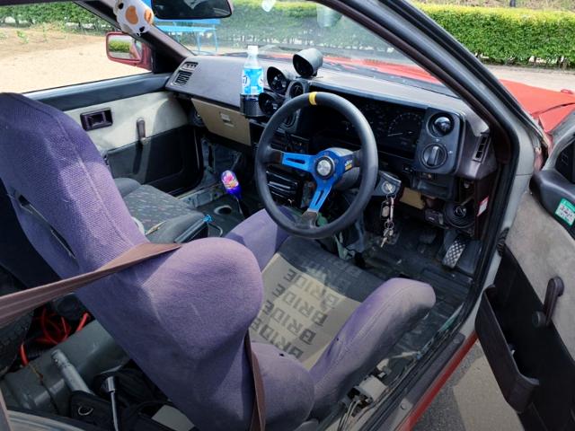 INTERIOR AE86 LEVIN 2-DOOR GT.