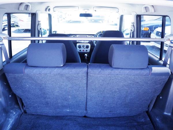 INTERIOR SEATS.