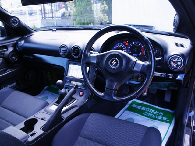 INTERIOR DASHBOARD.