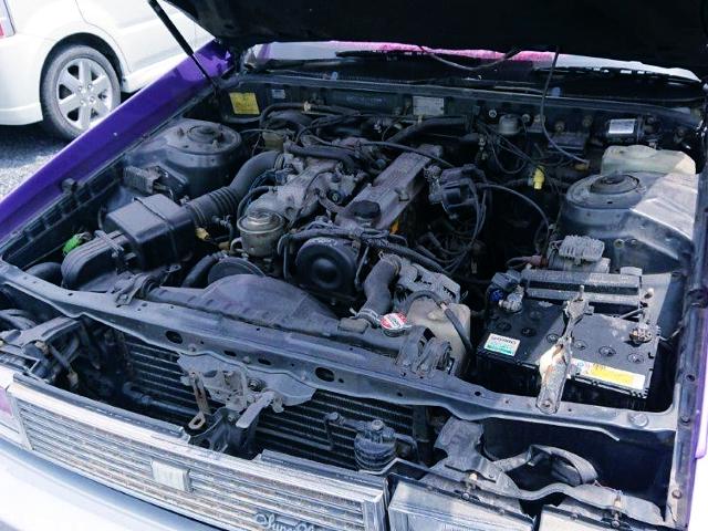 TOYOTA 1G ENGINE.
