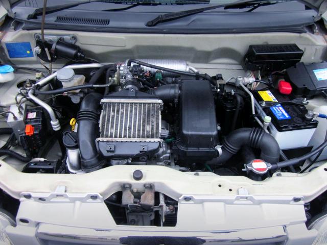 K6A TWINCAM INTER COOLER TURBO ENGINE.