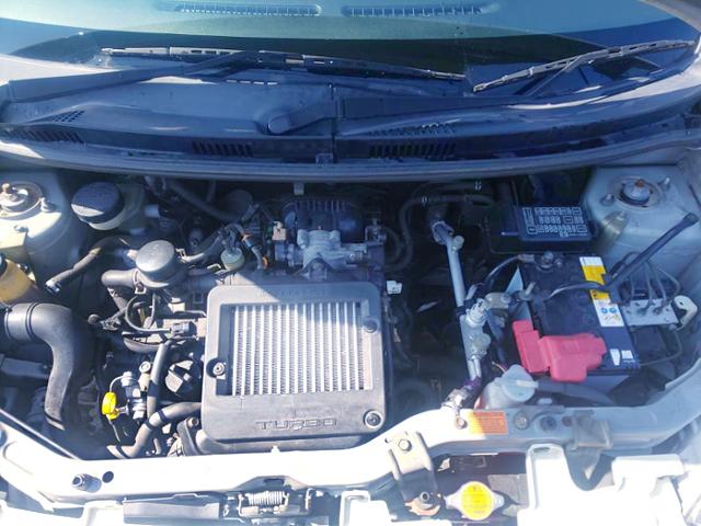 EF-DET TURBO ENGINE.