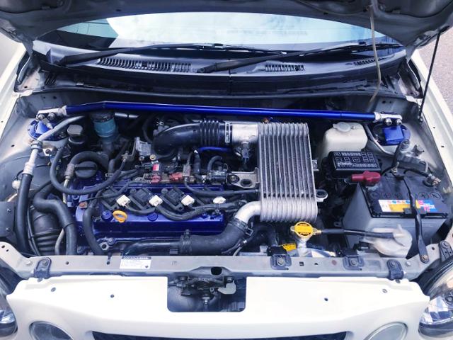 K3-VET 1.3L TURBO ENGINE.