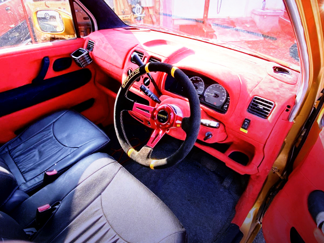 MC12S WAGON-R CUSTOM DASHBOARD.