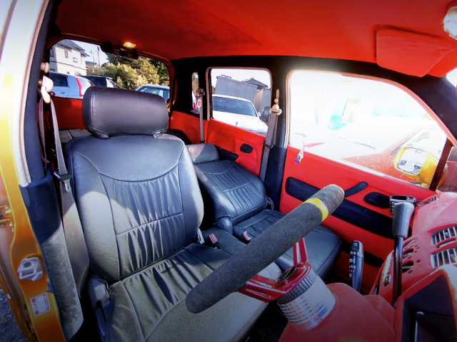 MC12S WAGON-R CUSTOM INTERIOR.