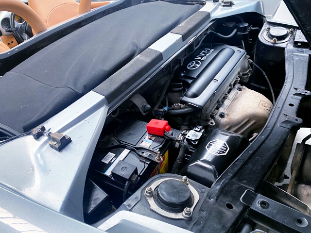 VVT-i 1ZZ-FE 1.8-LITER ENGINE.