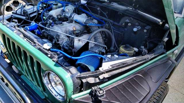 MAZDA G5 2.5 -LITER ENGINE.