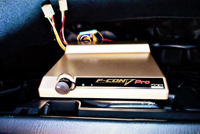 HKS F-CON V-PRO 3.4