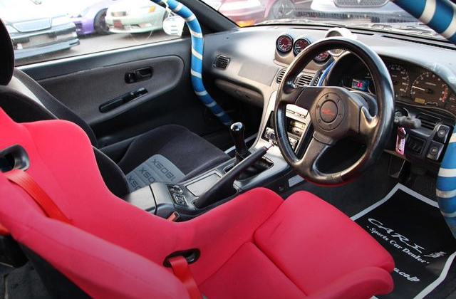 S13 SILVIA K'S CUSTOM INTERIOR.