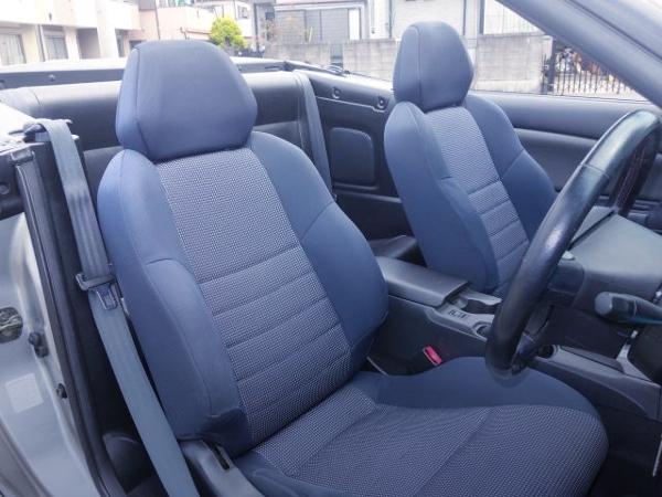 S15 VARIETTA INTERIOR SEATS.