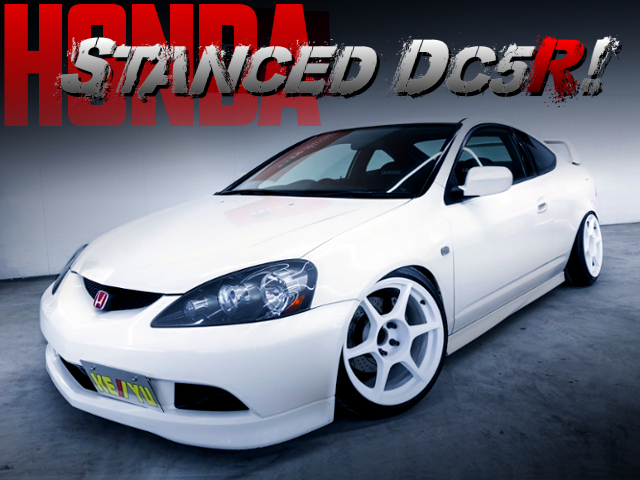 STANCED DC5 INTEGRA TYPE-R.