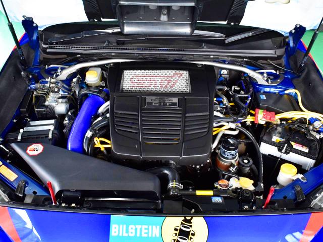 FA20 BOXER TURBO ENGINE OF WRX S4 MOTOR.