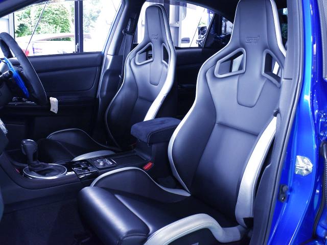 VAG WRX S4 NBR PKG SEATS.