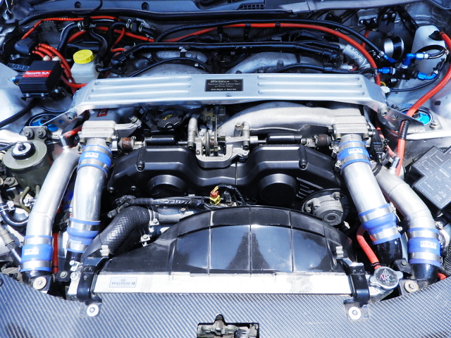 VG30DETT 3100cc With GT2530 TWINTURBO.
