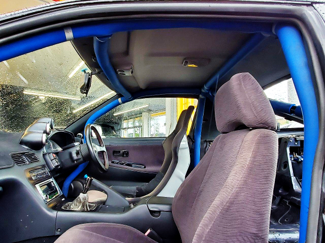 180SX MODIFIED INTERIOR.