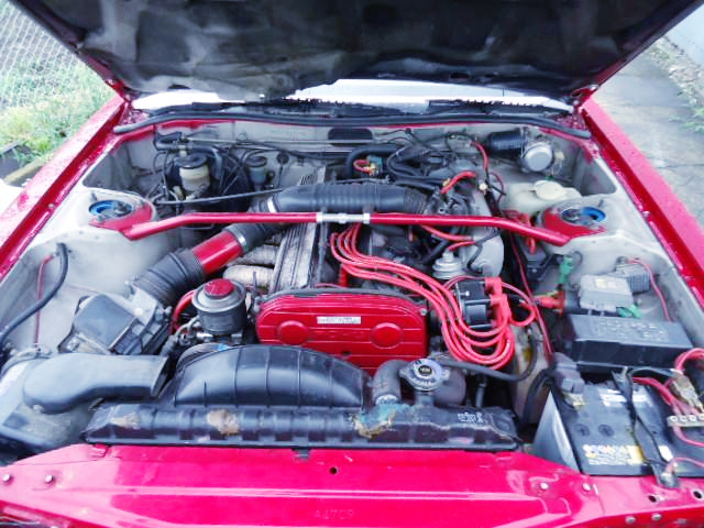5M-GEU 2800cc DOHC ENGINE.