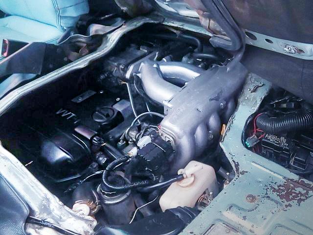 VVT-i 2JZ-GE 3000cc ENGINE.
