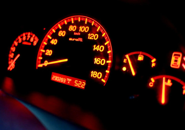 CL7 EURO-R SPEED CLUSTER CONVERSION.