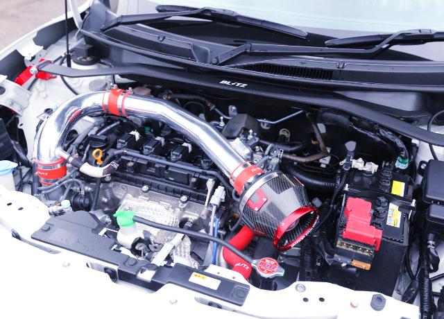 K14C 104-LITER TURBO ENGINE OF ZC33S MOTOR.