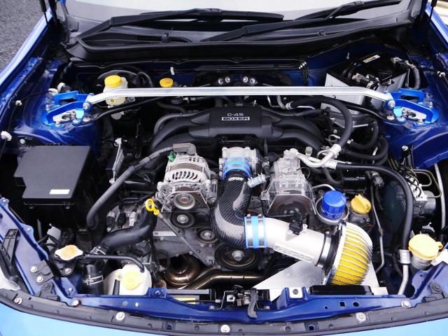 FA60 BOXER ENGINE.