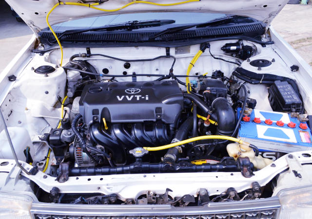 VVT-i 1NZ-FE 1.5-liter ENGINE.