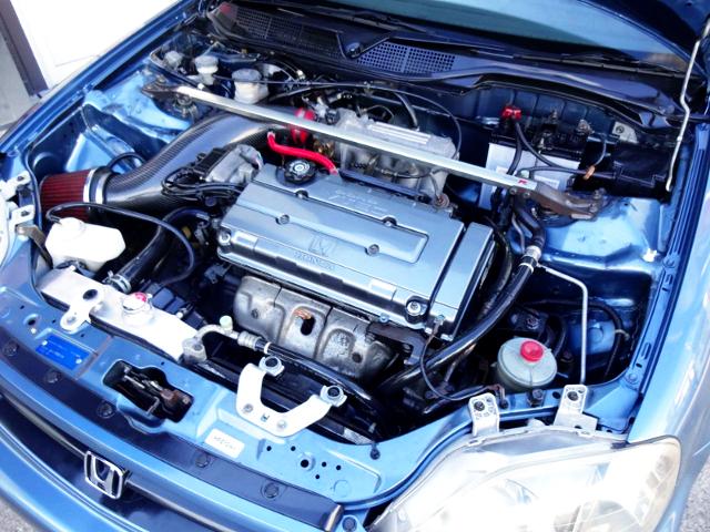B16A VTEC ENGINE OF EK4 CIVIC FERIO MOTOR.
