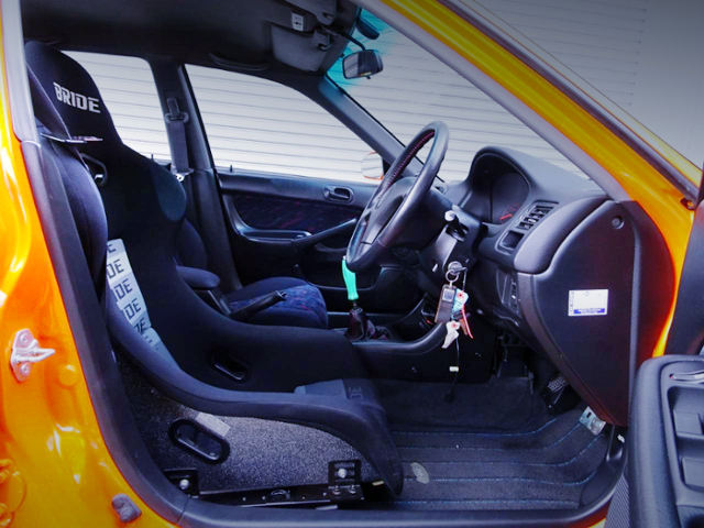 EK4 CIVIC FERIO INTERIOR