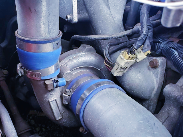 AFTERMARKET TURBOCHARGER.