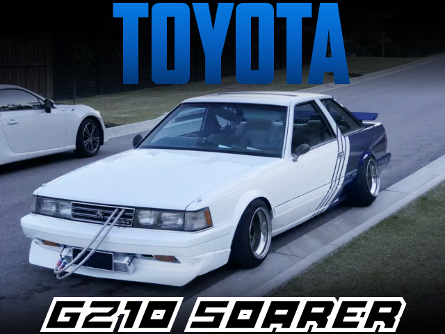 KAIDO RACER BUILT OF GZ10 SOARER.