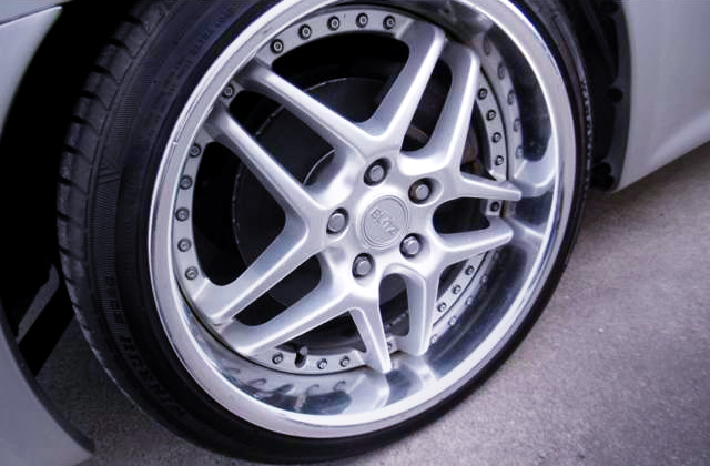 BLITZ BRW TYPE-03 WHEELS.