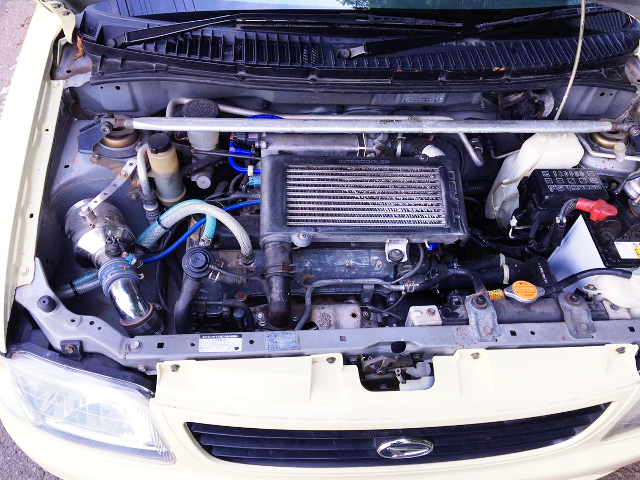 JB-DET TURBO ENGINE.