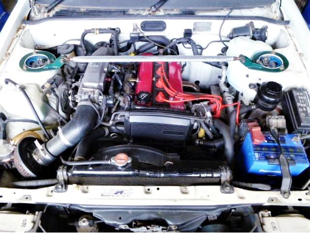 16V 4A-GE 1600cc ENGINE.