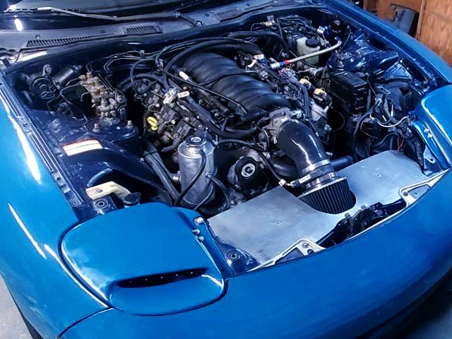 LS1 V8 5700cc ENGINE.