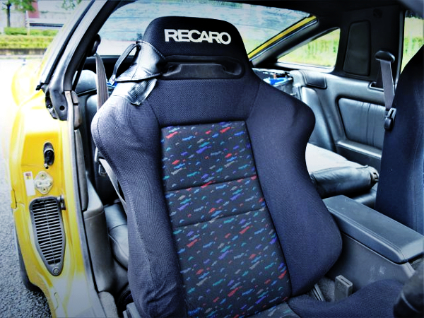 RECARO SEMI BUCKET SEAT.