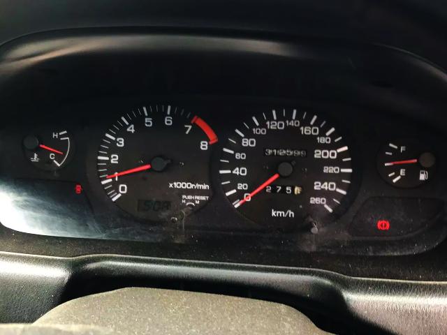 260km/h SPEED CLUSTER.