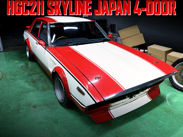 KAIDO RACER HGC211 SKYLINE JAPAN.