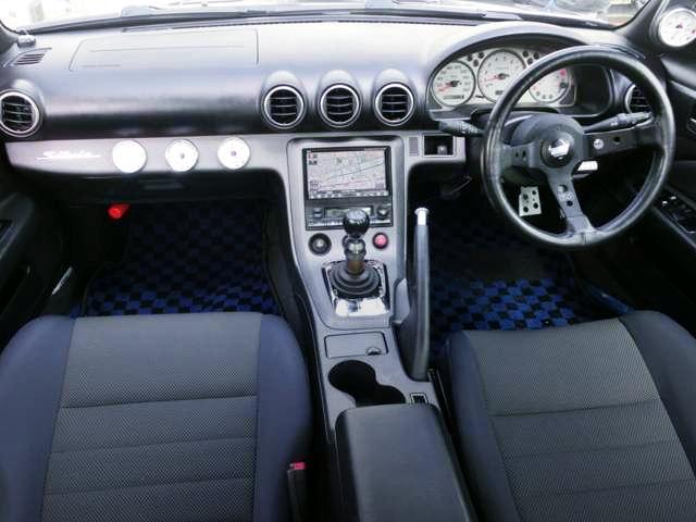 S15 SILVIA CUSTOM DASHBOARD.