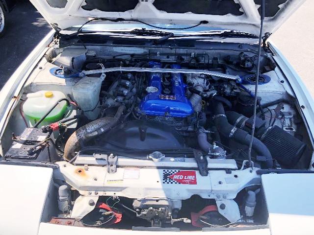 TOMEI SR20DET COMPLETE ENGINE.
