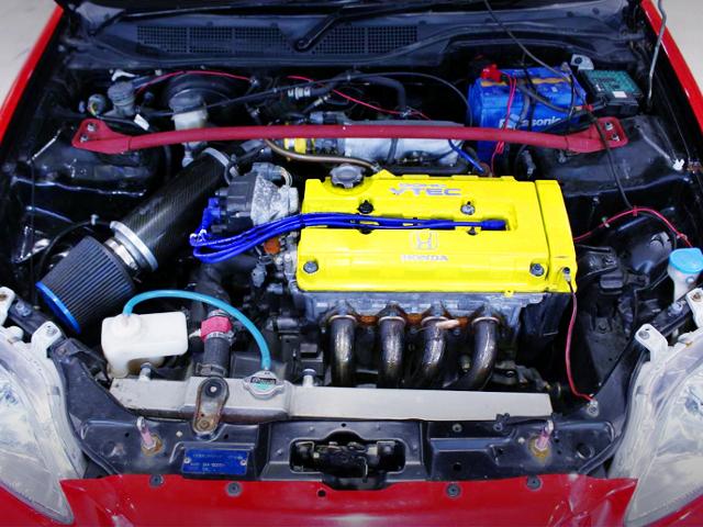B20B 2L VTEC ENGINE.